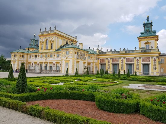 ‪Museum of King Jan III's Palace at Wilanow‬