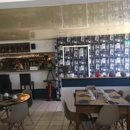 Bono, Франция: Nouvelle décoration et nouvelle terrasse