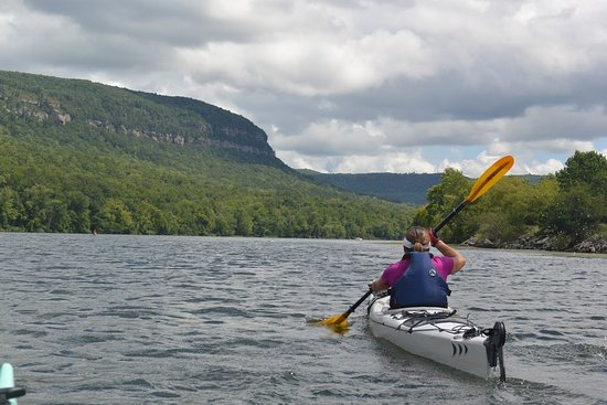 Canoe Kayak Chattanooga: Tennessee River Gorge