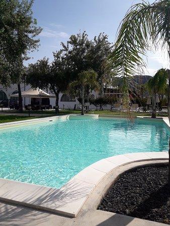 Hotel Garden - Aeolian Charme: Hotel Garden