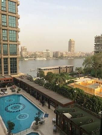 Four Seasons Hotel Cairo at the First Residence Photo