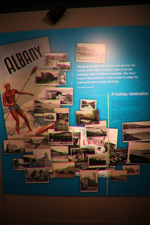 Western Australian Museum - Albany: This is a great place for holidays