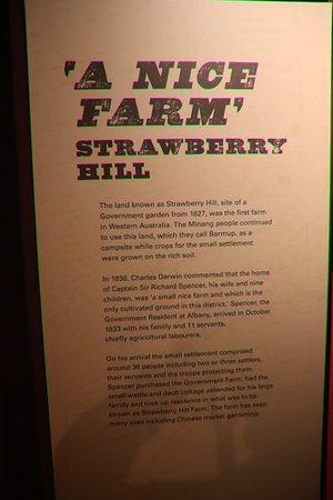 Albany, Australia: Strawberry Hill