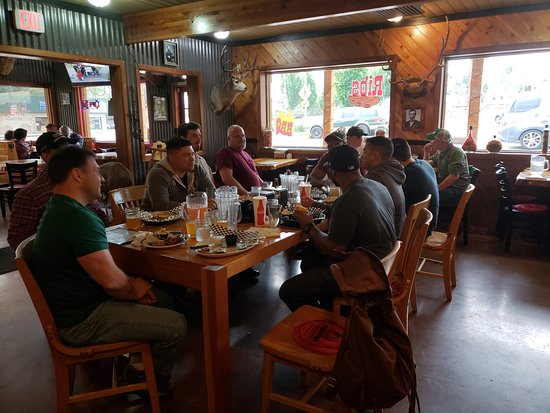 Fife, WA: Banquet