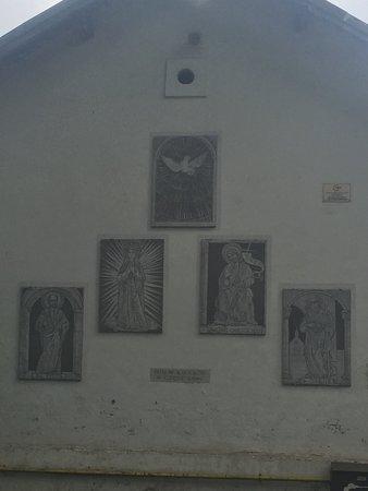 Czersk Castle (Zamek Czersk): Patroni Kościoła