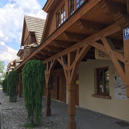 Bilgoraj, بولندا: Miasteczko Kresowe