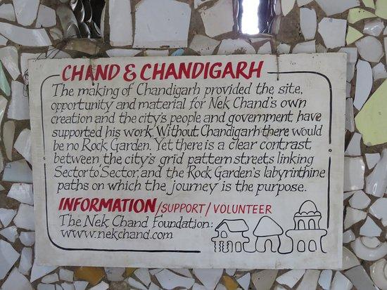 Ο Κήπος των Βράχων του Chandigarh: about the garden