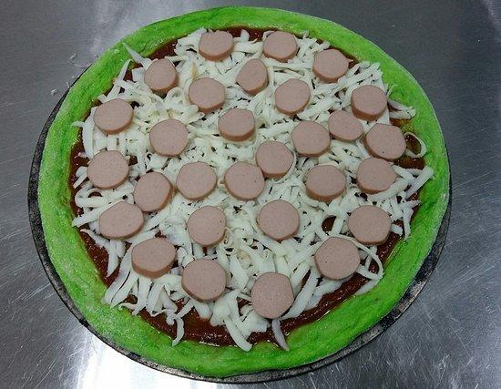 Panagyurishte, Bułgaria: GREEN PIZZA