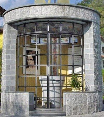 Morbio Inferiore, Svizzera: Cappella di Santa Teresa di Lisieux