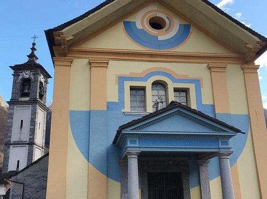Morbio Inferiore, Svizzera: Cappella Sant'Antonio di Padova