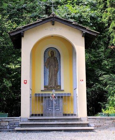 Morbio Inferiore, Svizzera: Cappella di San Nicolao della Flüe