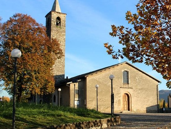 Morbio Inferiore, Svizzera: Chiesa San Giorgio