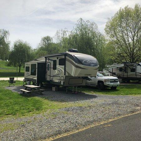 Hummelstown, PA: Hersheypark Camping Resort