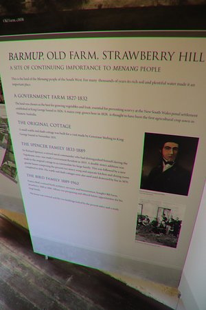 Old Farm, Strawberry Hill: The old farm