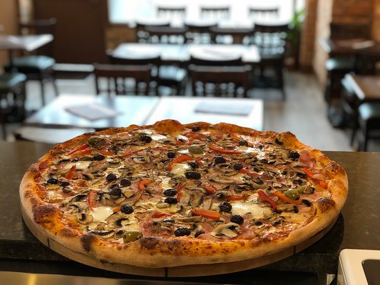 Pizza Mozzafellas