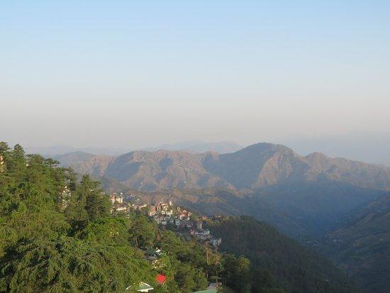 Sunrise view from the Ridge
