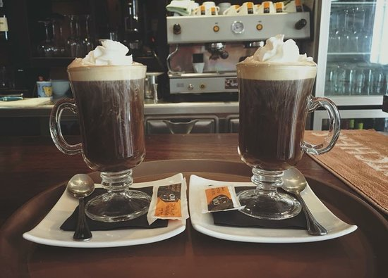 Cafe Med: whats your Favourite ?? Liqueur coffees to your taste