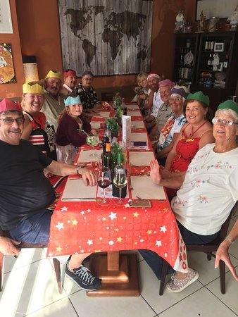 Cafe Med: Happy Christmas Tenerife