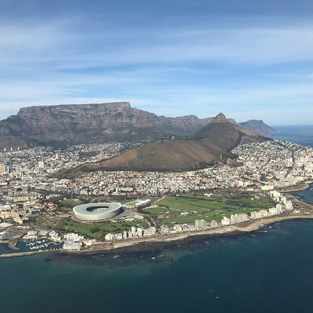 Zdjęcie Two Oceans Scenic Helicopter Flight from Cape Town