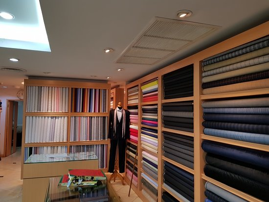 Embassy Suit Gallery Bangkok Tailor
