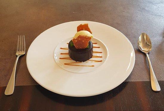 GreyFriars Colchester: Dessert
