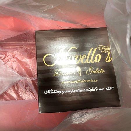 Novello Desserts Resmi