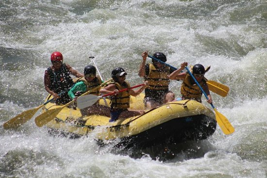 Cotopaxi, CO: This is what its like on the Arkansas River