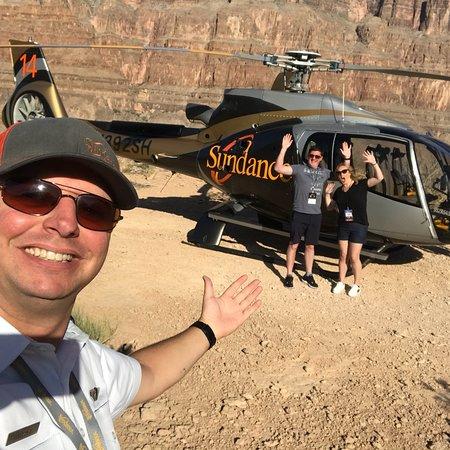 豪华大峡谷全美直升机之旅照片