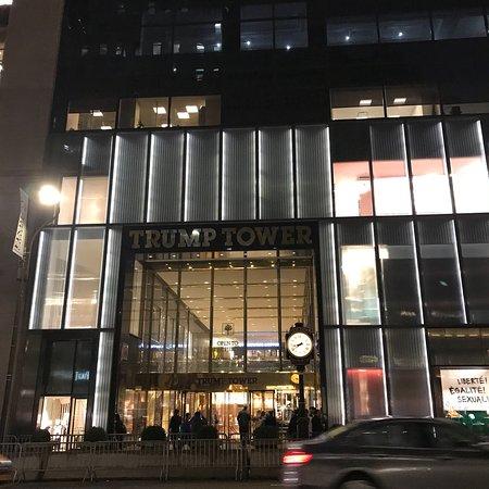 Trump Tower: Tramp Tower