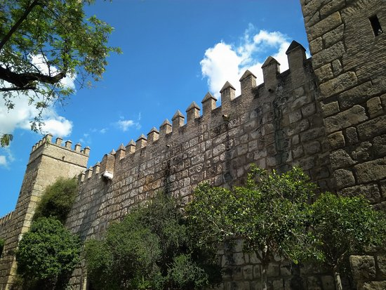 Centro Historico de Sevilla: Reales Alcázares.