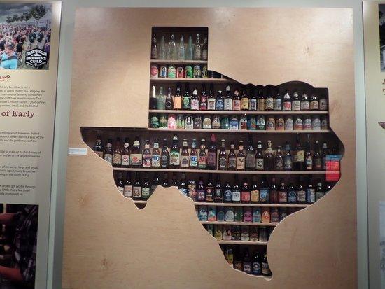Institute of Texan Cultures: Beers of Texas