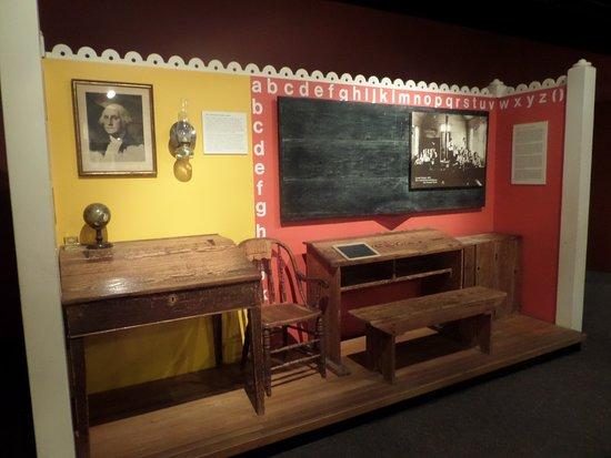 Institute of Texan Cultures: Exhibit