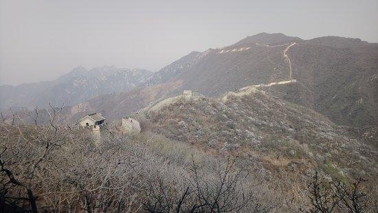 Σινικό Τείχος στο Μασιάνου (Mutianyu): The Great Wall