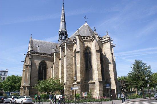 Eglise Notre-Dame-des-Menus