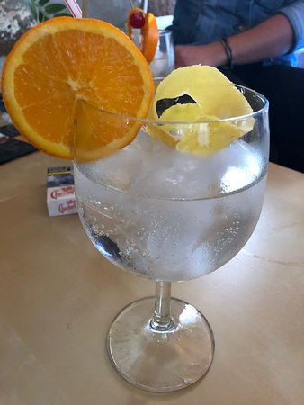 Guime, Spain: Gintonic
