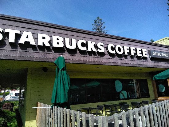 Grass Valley, Kaliforniya: Starbucks