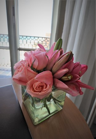 The Ritz-Carlton, Cancun: Fresh flowers