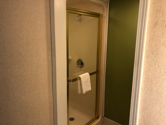 Oregon, OH: Walk in shower stall