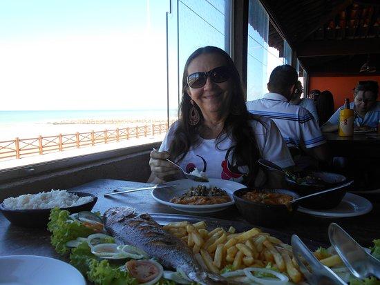 Barramar: A comida é boa e o visual é belo