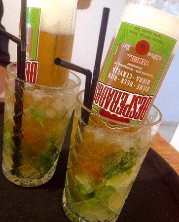 Cala Gran Cocktail Bar: Despejito 👌😊 try!!