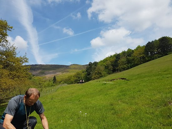 Beginners Nav Course on Kinder Scout