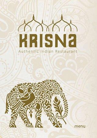 Krisna Indian Restaurant: menu
