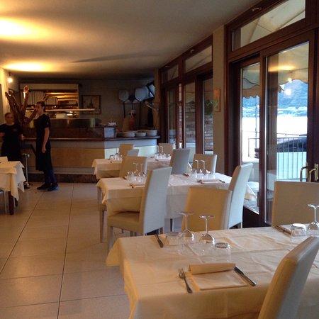pizza catalana - Bild von La Terrazza Sul Lago Ristorante, Clusane ...