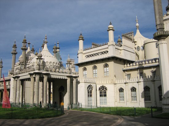 Royal Pavilion: The inside is as unique as the outside