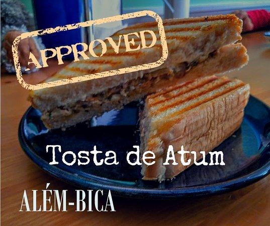 Murtosa, Portugal: Tosta de Atum