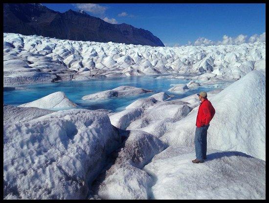 Alpine Air Alaska: Glacier viewing