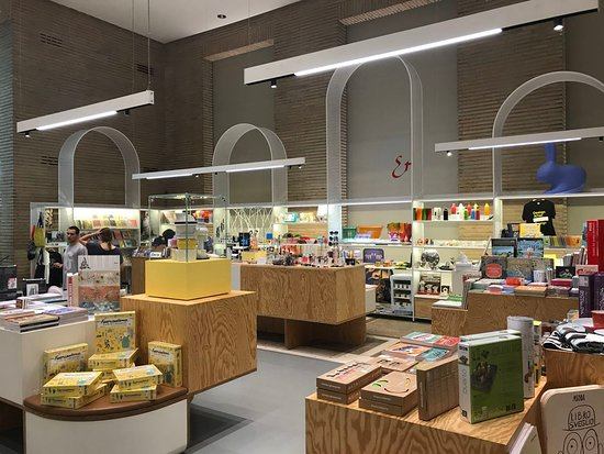 La Triennale di Milano: The Museum Store