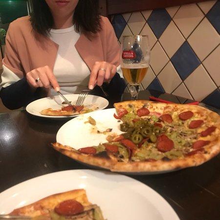 Bilde fra Capri Pizza