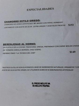 Bilde fra Elea Restaurante Griego
