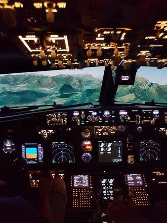 Bilde fra Dastyflysim - Professional Flight Simulator